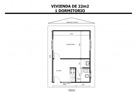 Vivienda-de-22m2-1-Dormitorio