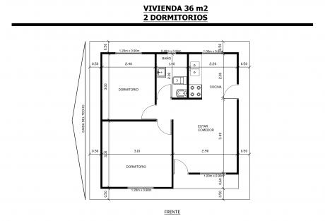 Vivienda-de-36m2-2-Dormitorios